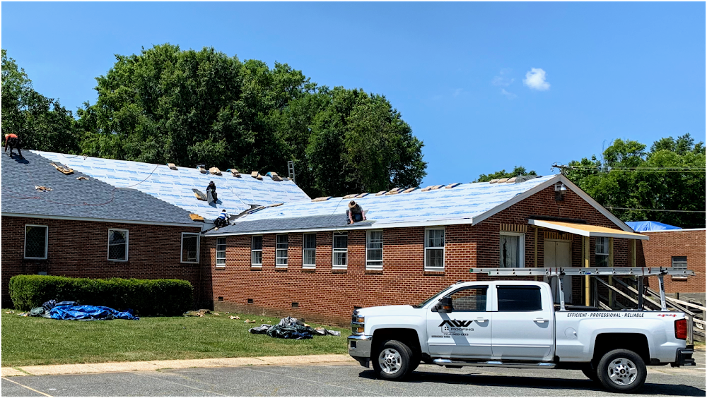 A & W Roofing