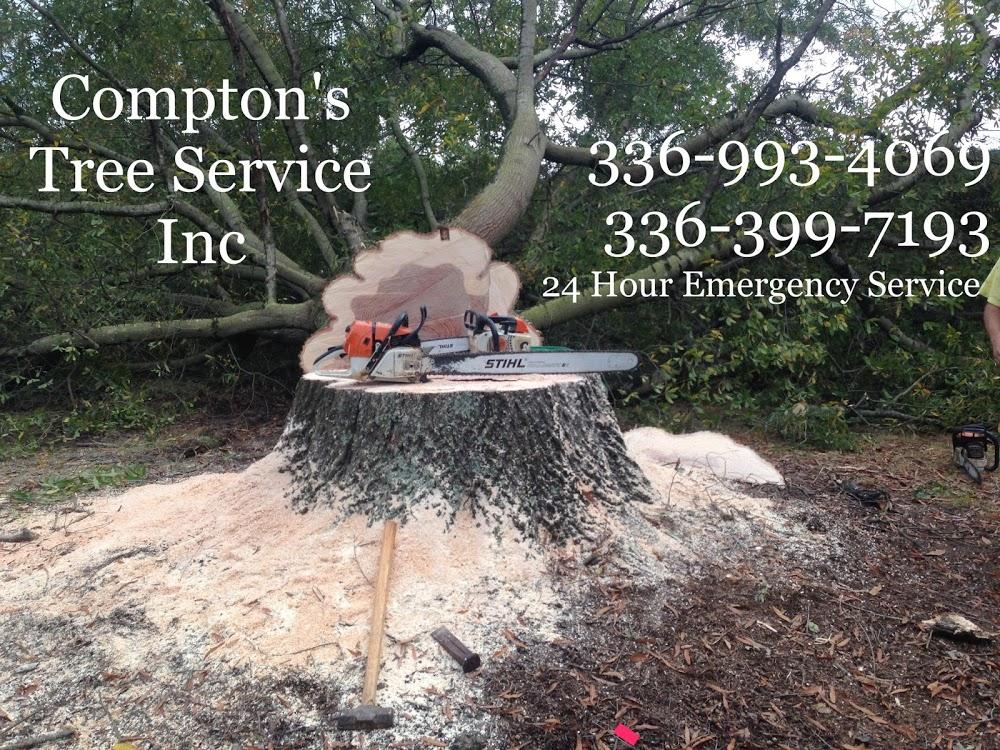 Compton's Tree Services, Inc.