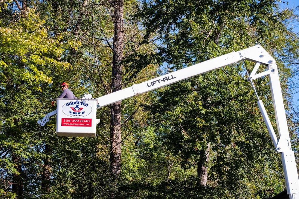 Godspeed Tree Service Inc