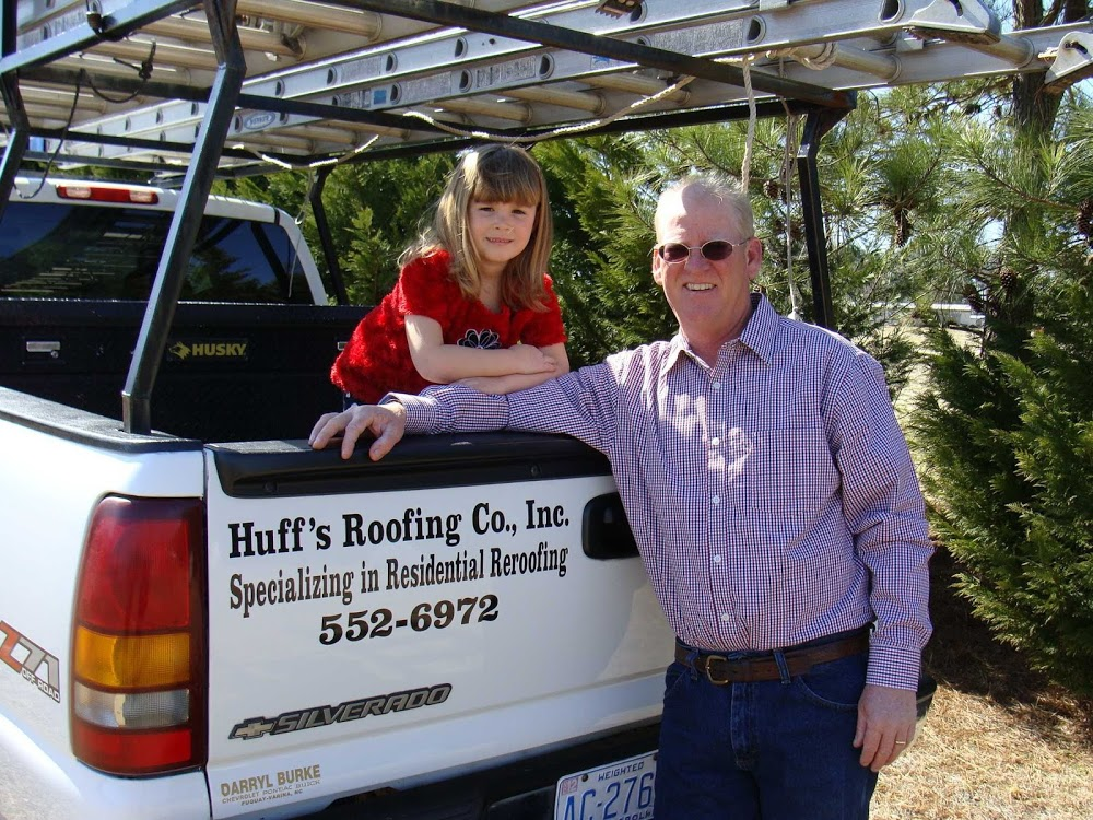 Huff's Roofing Co Inc