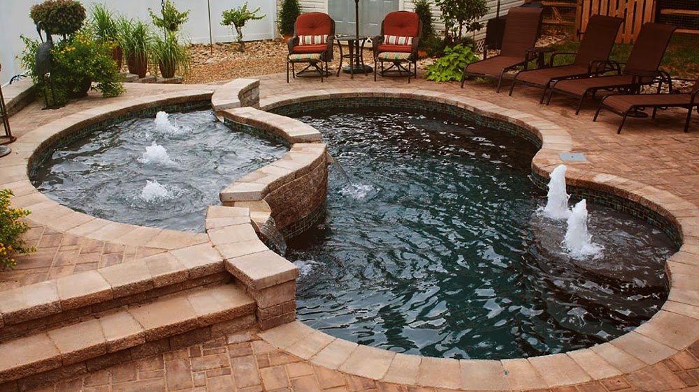 Osterhus Outdoors Fiberglass Pools