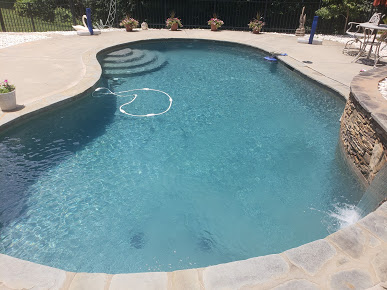 Pools & Fountains by Sandy
