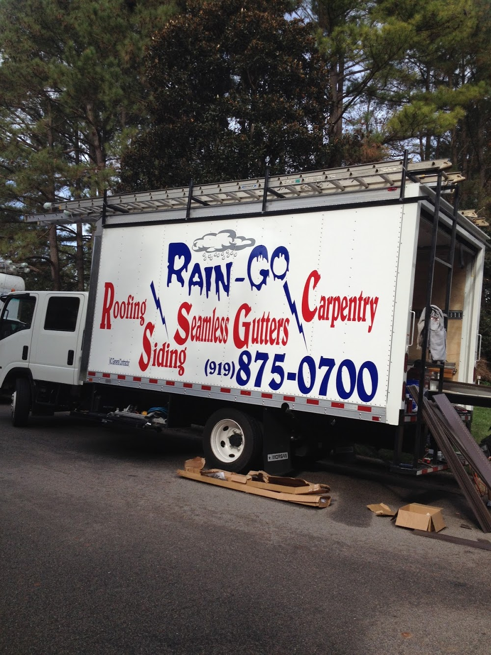 Rain-Go Exteriors & Roofing Company